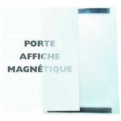 Porte visuel A5 magnétique vertical