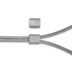 câble acier 20 mètres