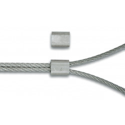 câble acier 200 mètres