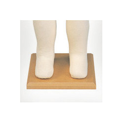 Base bois pour enfant flexibles