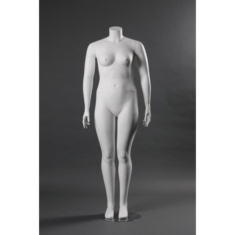 "Mannequin  Femme ""forte"""