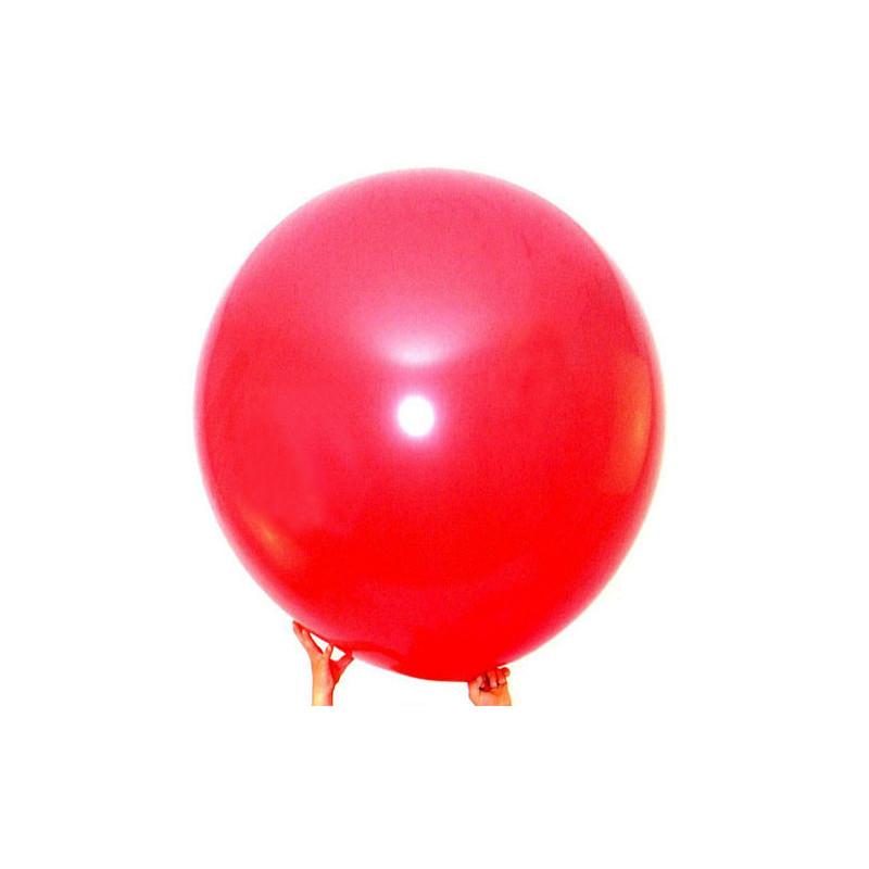 Ballon diamètre 100 cm, 100% naturel et biodégradable