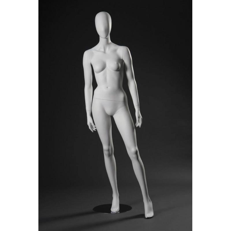 Mannequin Femme Tête stylisée type 30