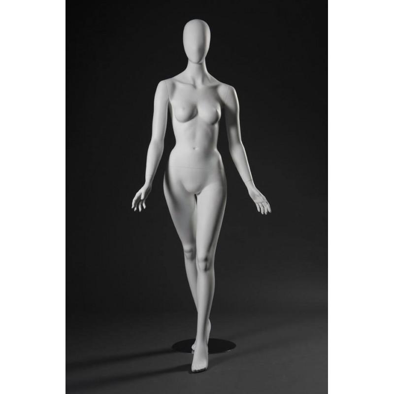 Mannequin Femme Tête stylisée modèle 31