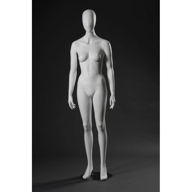 Mannequin Femme Tête stylisée T33