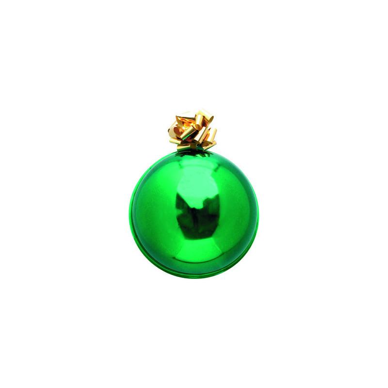 Boule de Noel Ø70 coloris vert