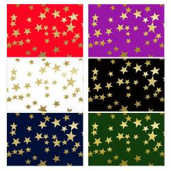 "Tissu ignifugé ""STAR NIGHT""..."