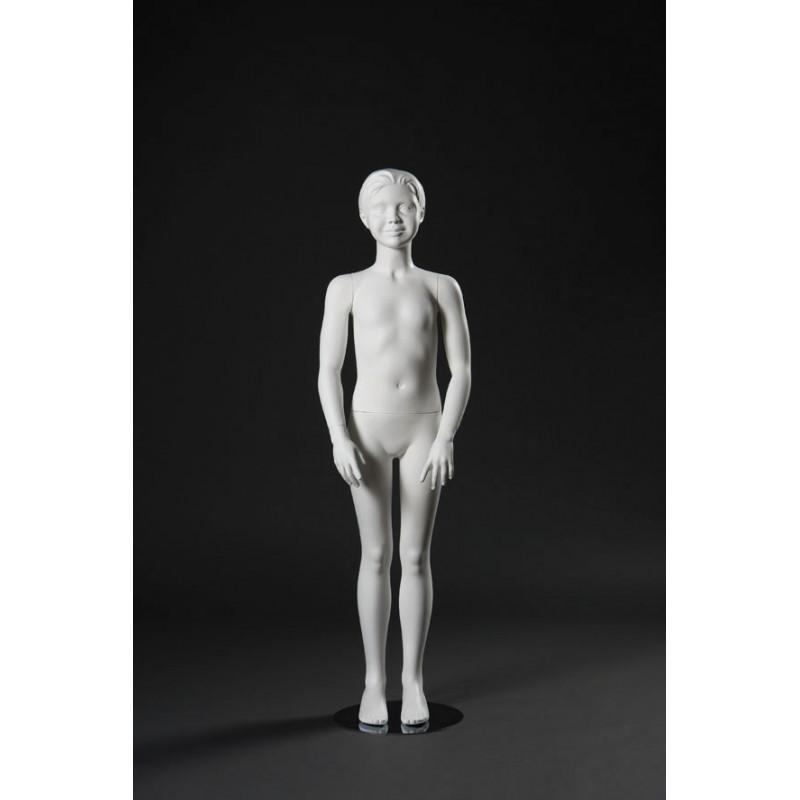 Mannequin Junior 4-6ans Cheveux sculptés