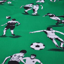 Tissu décor Football