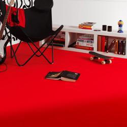 """Revêtement de sol PVC """"Rouge"""""""