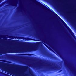 PVC métallisé bleu / Argent...