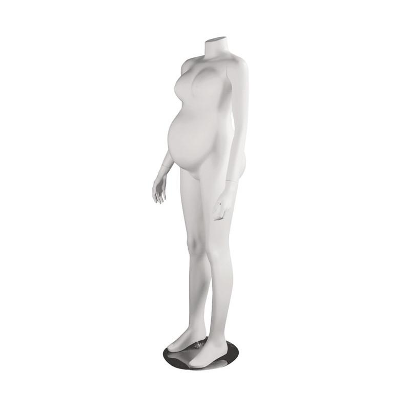 Mannequin Femme Enceinte (blanc ou chair)
