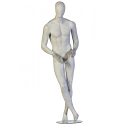 Mannequin Homme Urban gris...