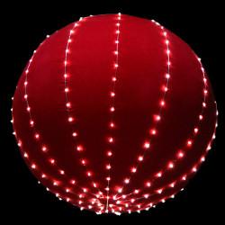 Boule de Noël gonflable à...