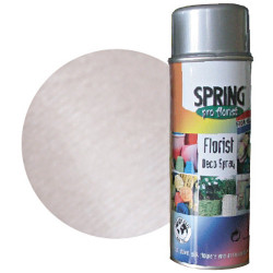 Bombe de peinture ARGENT 400 ml
