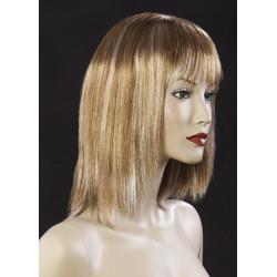 Perruque femme blonde