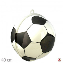 """Ballon de football en """"3D"""" de 40 cm de diamètre"""