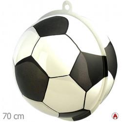 Ballon de football en 3D de 70 cm