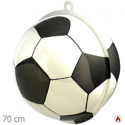 """Ballon de football """"3D"""" 70cm"""