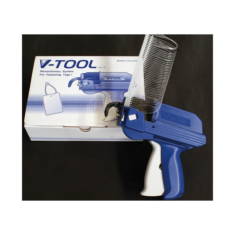 Pistolet d'étiquetage V Tool