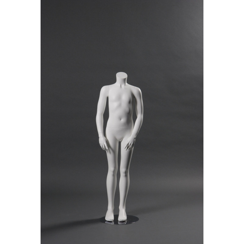 Mannequin Illusion Junior 4-6 ans sans tête.