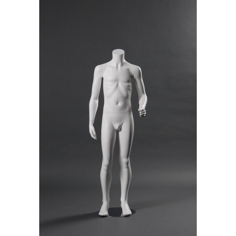 Mannequin Illusion Junior garçon 6-8 ans sans tête.
