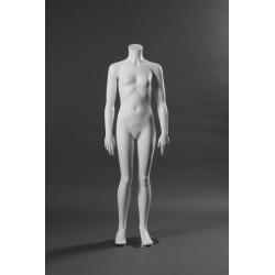 Mannequin Illusion Junior  fille 10-12 ans sans tête.