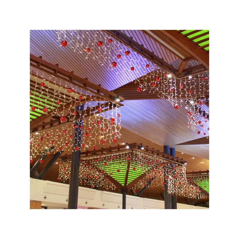 Rideau lumineux Drop Light 1x3 m