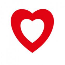 Cœur évidé ignifugé M1