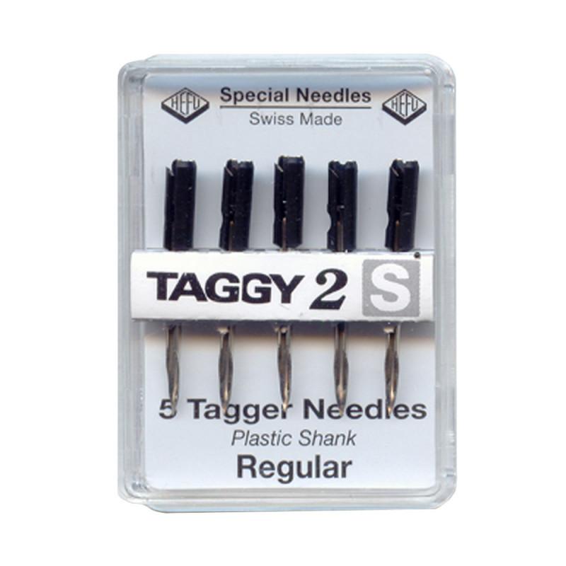 Aiguilles Standard pour Taggy (boite de 5)