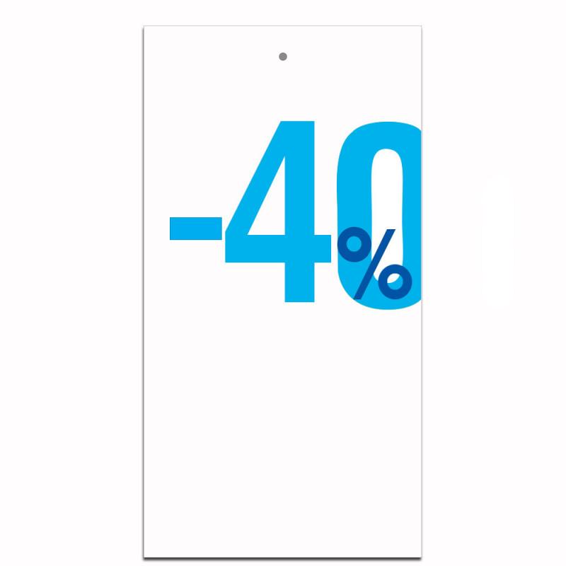 Étiquettes carton -40%
