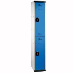 Vestiaire métallique 2 portes