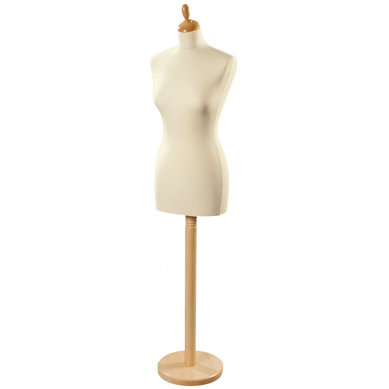 Mannequin couture femme complet
