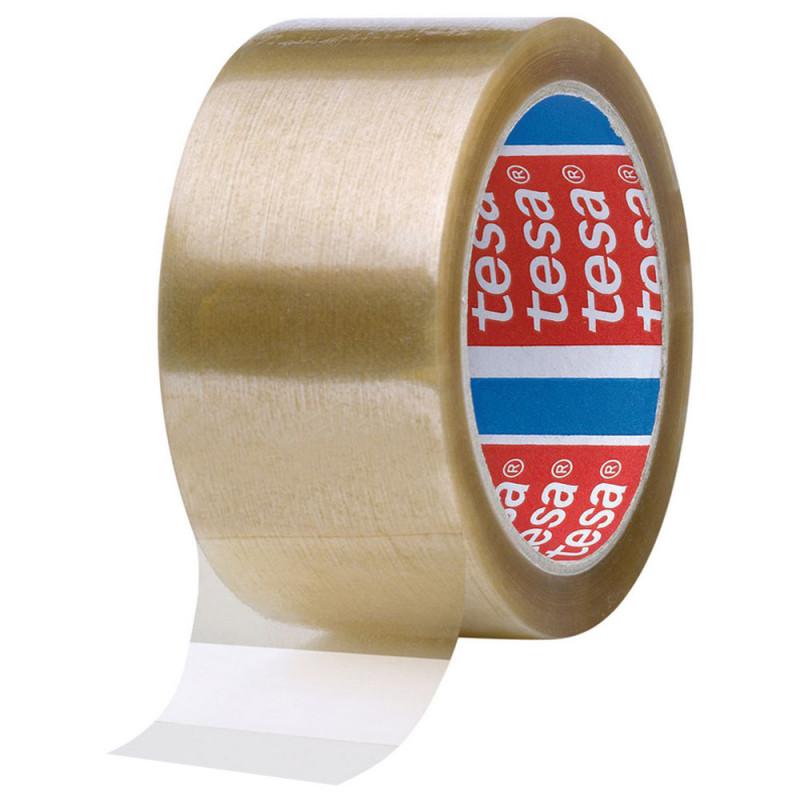 Ruban adhésif  transparent pour la fermeture de cartons (x6 rouleaux)