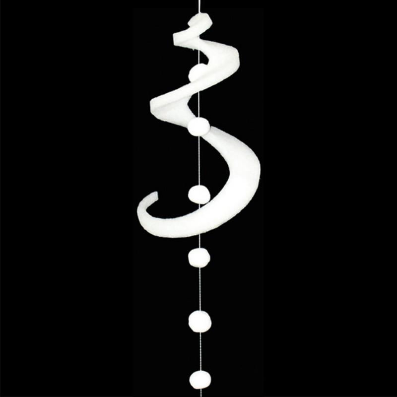 Mobile Spirale en ouate 130 cm