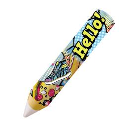 """Crayon de couleur en """"3D""""..."""