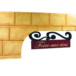 """Arche volute """"Foire aux..."""