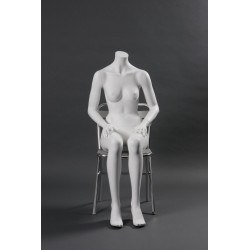 Mannequin Femme Assise...