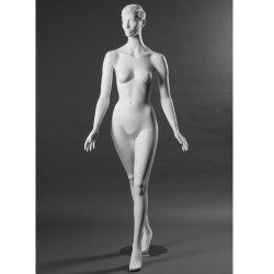 Mannequin Illusion cheveux sculptés - Femme Type 10