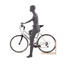 Mannequin Femme Cycliste