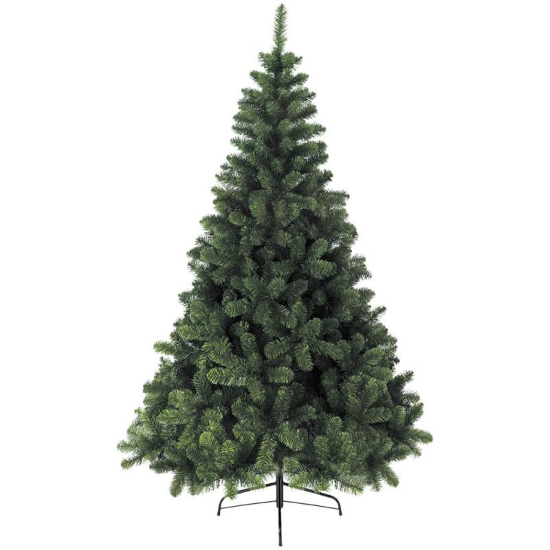 Sapin Impérial artificiel vert hauteur 240cm