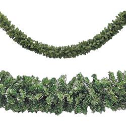 "Guirlande ""impérial""sapin vert 270 cm"