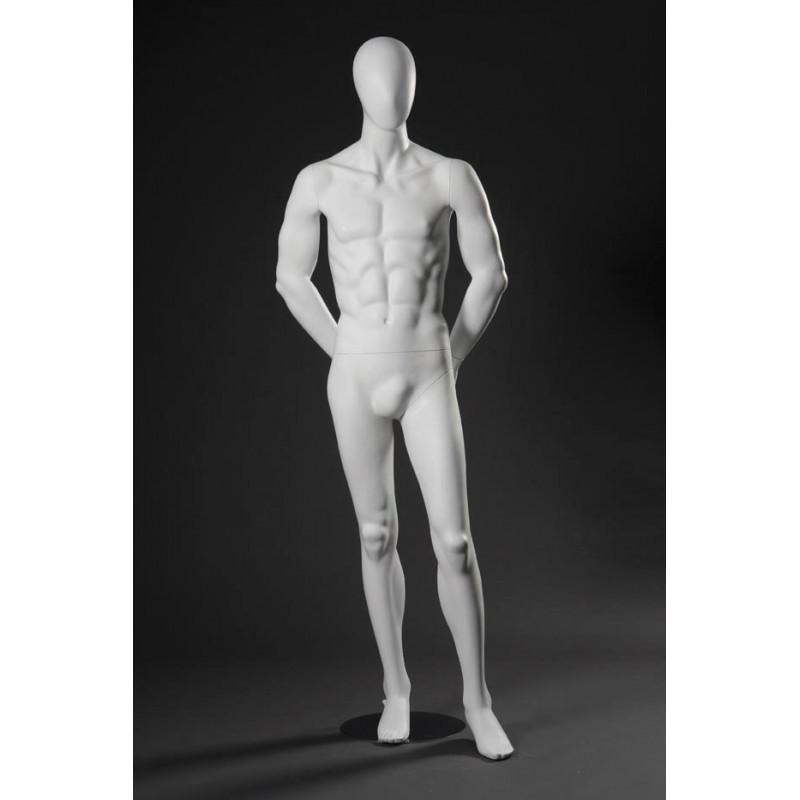 Mannequin Stylisé Homme type 36