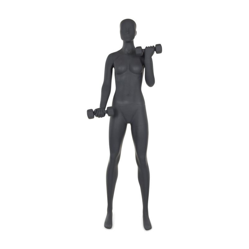 Mannequin Femme pour le Fitness