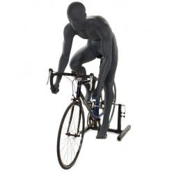 Mannequin Homme Cycliste compétition
