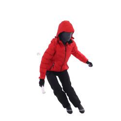 Mannequin Femme pour le Ski