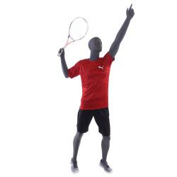 Mannequin Tennisman sport