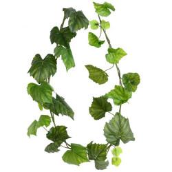 Guirlande de feuilles de vigne vierge