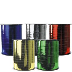 Bolduc métallisé 7 mm - 5 coloris disponibles
