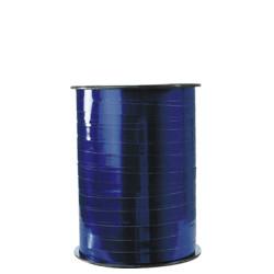 Bolduc métallisé 7 mm coloris bleu